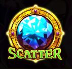 Wild Pixies scatter-symboli