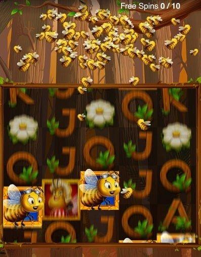 Wild Swarm parvi-toiminto