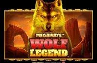 Wolf Legend Megaways -kolikkopeli