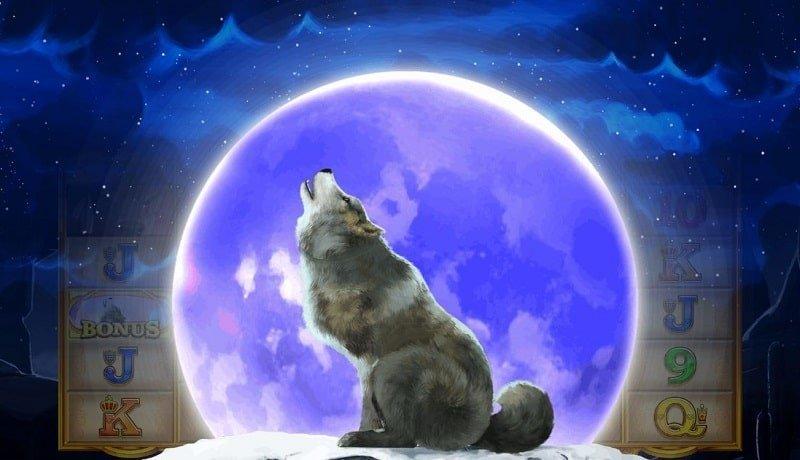 Wolf Legend -slotti on omistettu susille