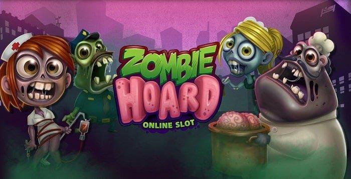 Zombie Hoard -slotti