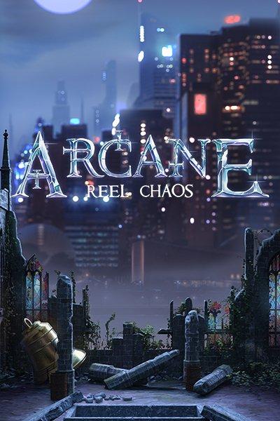 Arcane Reel Chaos kolikkopeli