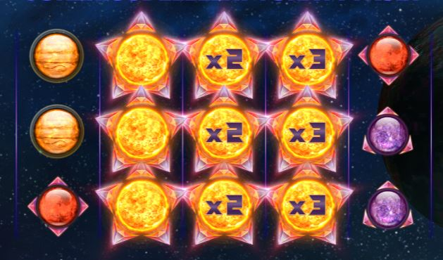 Crystal Sun uudelleenpyöräytys