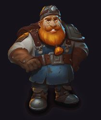 Dwarf Mine kääpiö