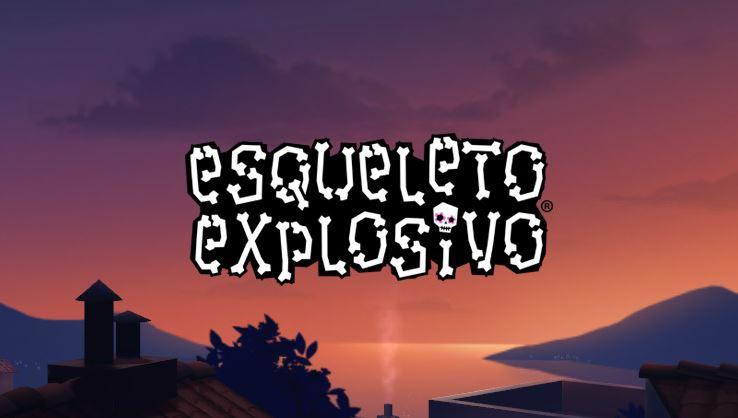 Esqueleto Explosivo -slotti