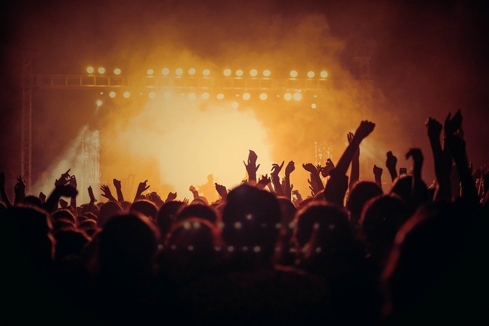 Luvassa on konserttihumua