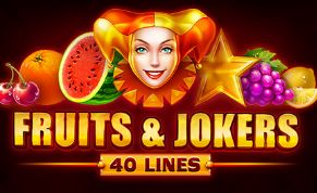 Playson Fruits and Jokers