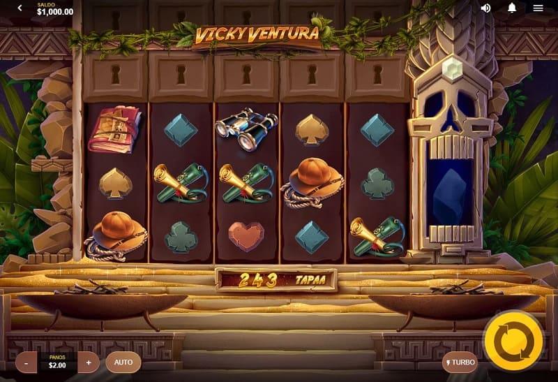 Vicky Ventura -kolikkopeli