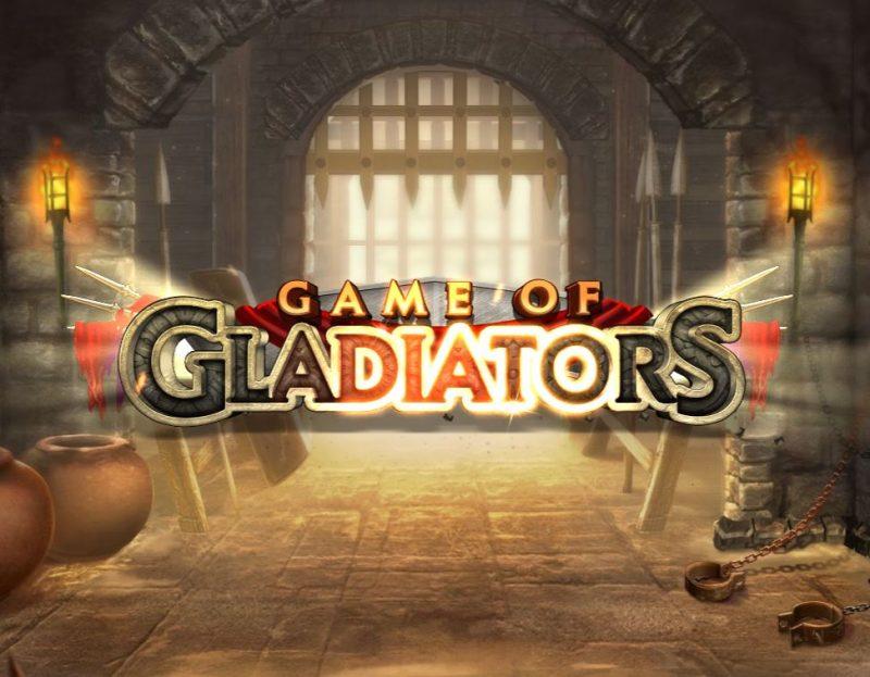 Game of Gladiators alkunäyttö
