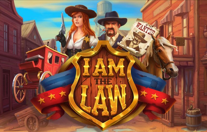 I am the Law, 1x2 Gaming
