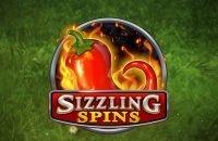 Sizzling Spins pelin ulkoasu