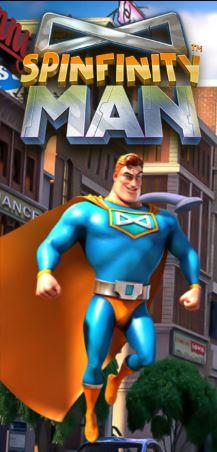 Spinfinity Man supersankari