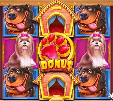 The Dog House bonus ja wild