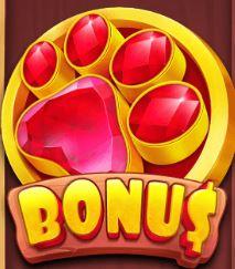 The Dog House bonus-symboli