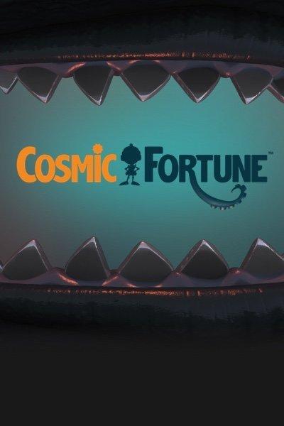 Cosmic Fortune kolikkopeli