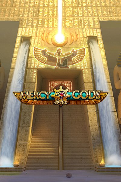 Mercy of the Gods -slotti logo