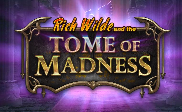 Rich Wilde and the Tome of Madness logo