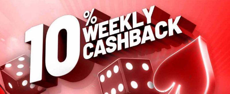 kto casino bonus 10% cashback viikoittain