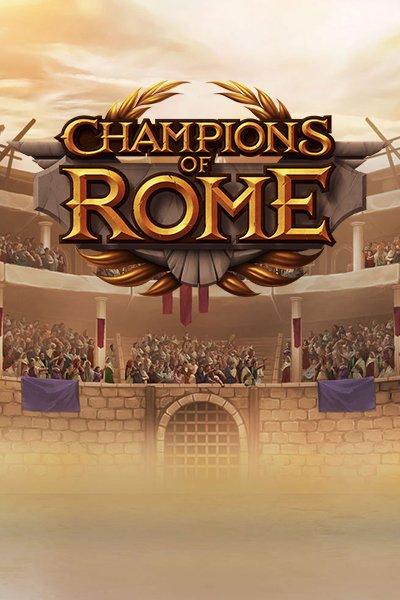 champions_of_rome_kolikkopeli