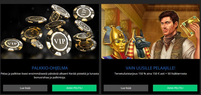 greenplay casino kampanjat