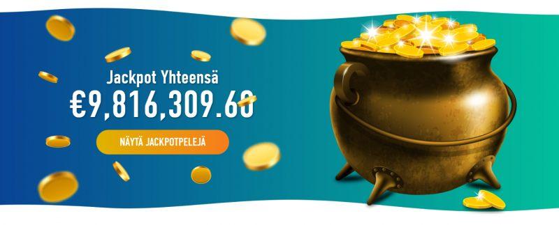 slotnite casino jackpot-pelit