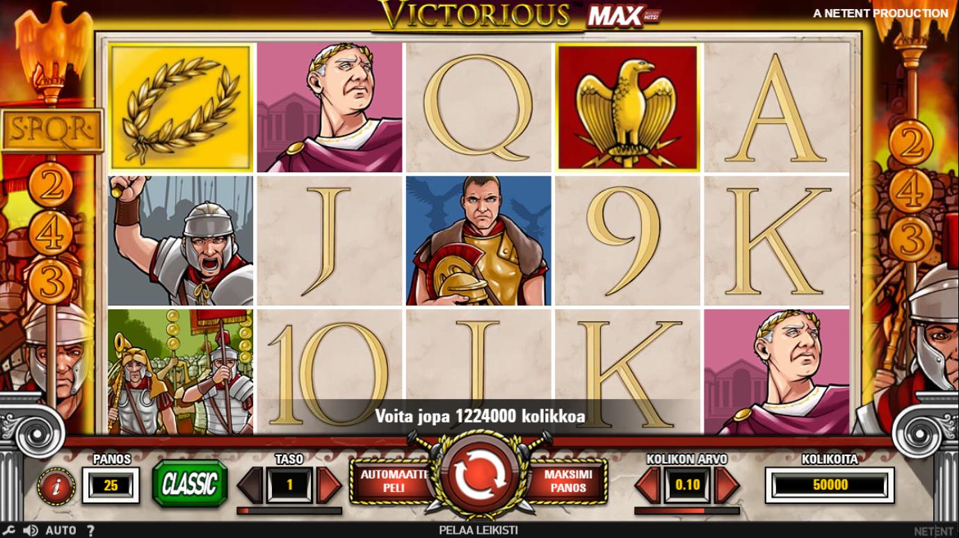 victorious_max_kolikkopeli