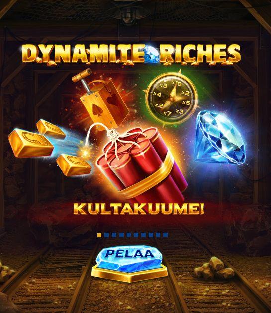 dynamite riches pommit