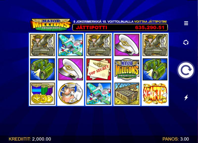 major_million_jackpot
