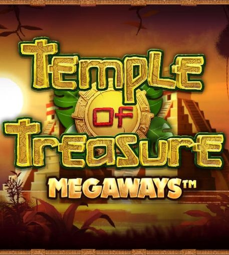 temple of treasure megaways arvostelu logo