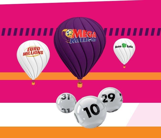 yobetit casino lottopelit