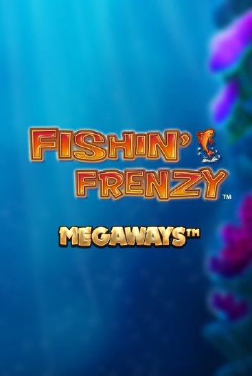 fishin frenzy megaways pelilogo