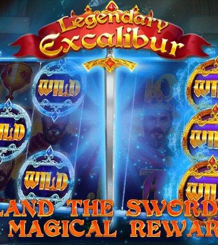 legendary excalibur ominaisuus