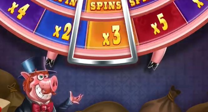 Piggy Riches Megaways slotista löytyy runsaasti erikoistoimintoja