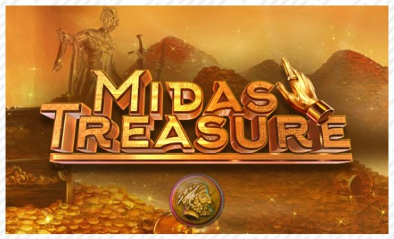 kalamba games midas treasure logo banneri