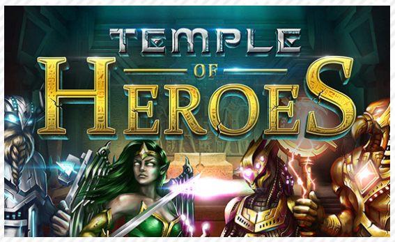 kalamba games temple heroes banneri