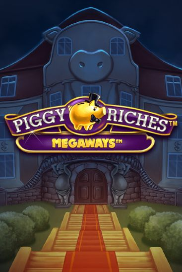 piggy riches megaways pelilogo