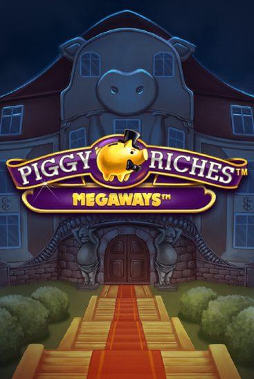 piggy riches megaways pelilogo