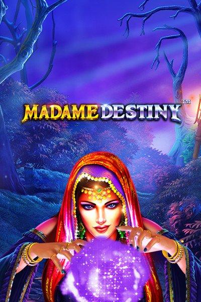 Madame Destiny kolikkopeli