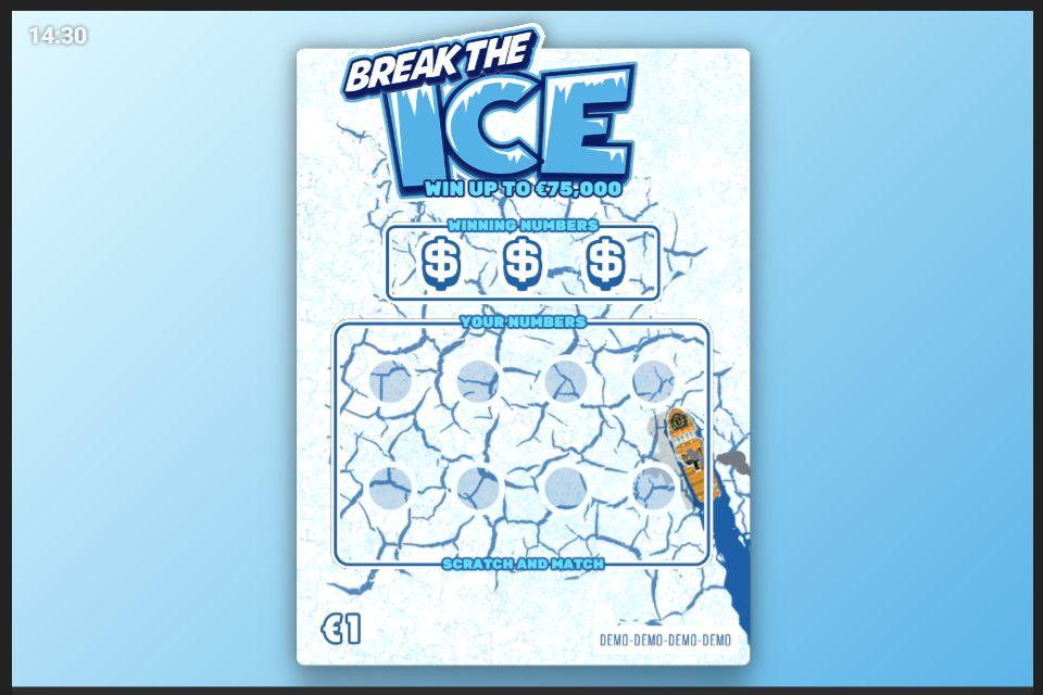 break the ice raaputusarpa pelaaminen