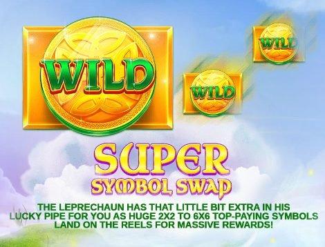 rainbow jackpots powerlines super symboli vaihto bonus