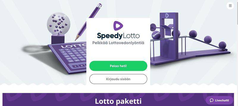 speedy lotto casino etusivu