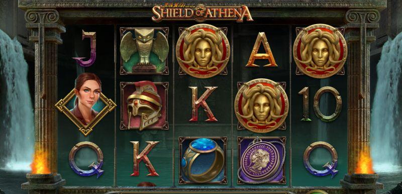 rich wild and the shield of athena peruspeli
