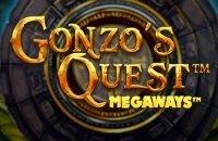 gonzos quest megaways logo