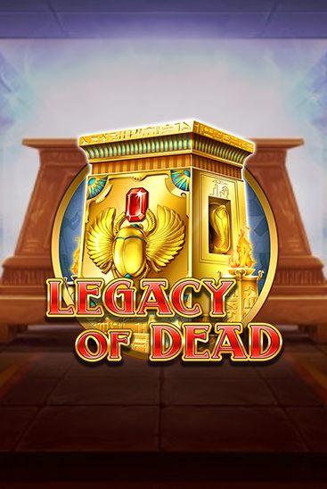 legacy of dead play n go peliarvostelu logo