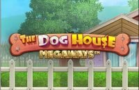 the dog house megaways pelin logo
