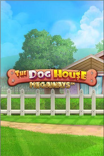 the dog house megaways pelin logo