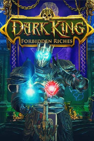 dark king: fobidden riches pelilogo