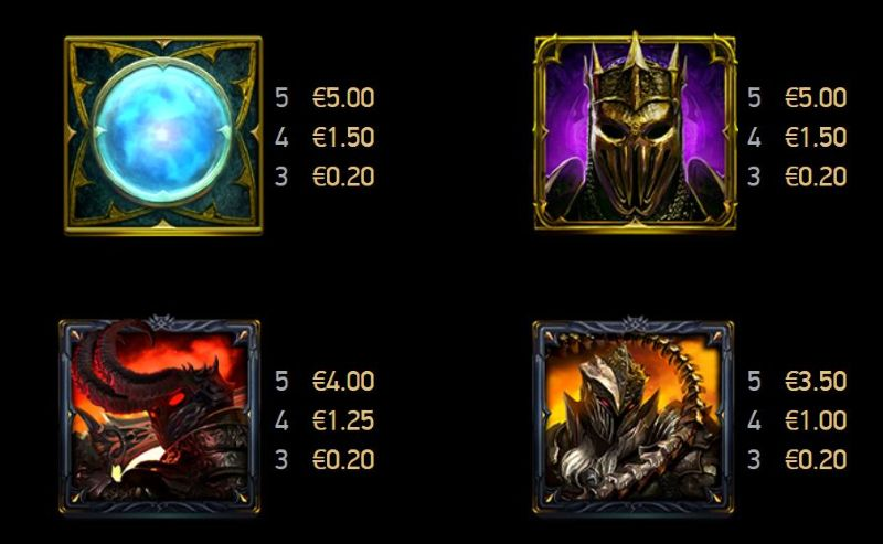 dark king forbidden riches korkeat symbolit