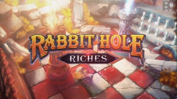 halloween pelit 2020 rabbit hole riches
