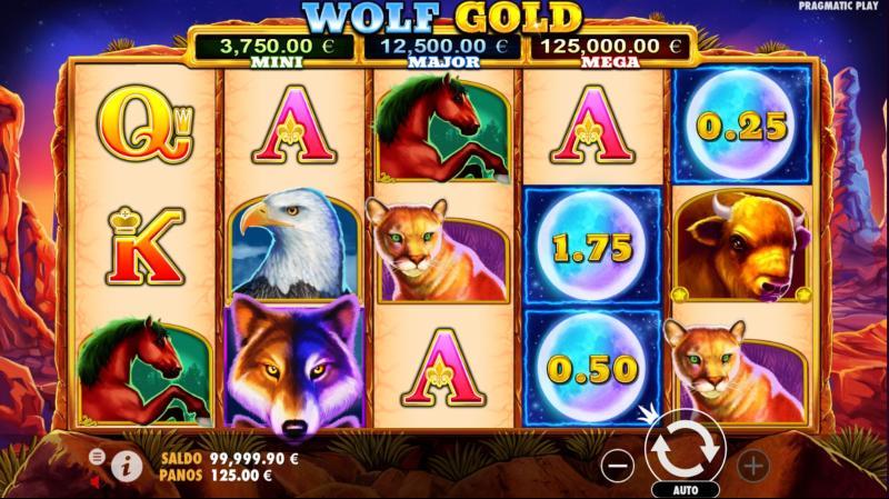 wolf gold peruspeli